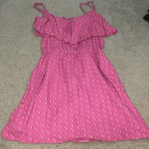 Pink American Eagle Outfitters Dress